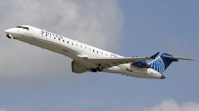 N546GJ - Bombardier CRJ-550 - United Express (GoJet Airlines)