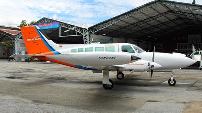 HK-4972 - Cessna 402B - Heligolfo