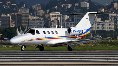 PR-ABV - Cessna 525 CitationJet 1 - Private