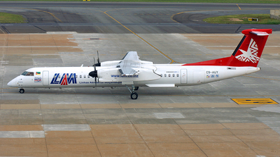 C9-AUY - Bombardier Dash 8-Q402 - Linhas Aéreas de Moçambique (LAM)