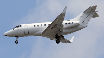 VH-RIO - Raytheon Hawker 800XP - Seletar Jet Charter