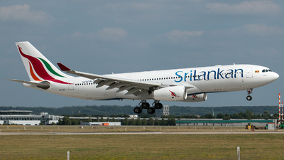 CS-TFZ - Airbus A330-243 - SriLankan Airlines
