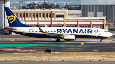A picture of EIDPR - Boeing 7378AS - Ryanair - © Diogo Vicente