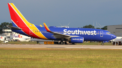 N778SW - Boeing 737-7H4 - Southwest Airlines