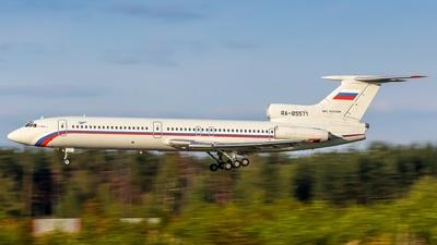 RA-85571 - Tupolev Tu-154B-2 - Russia - 223rd Flight Unit State Airline