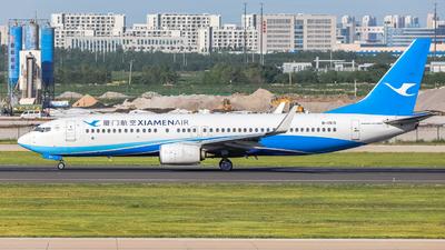 A picture of B1913 - Boeing 73785C - Xiamen Air - © CAUCCXA