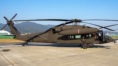 02317 - Sikorsky UH-60P Blackhawk - South Korea - Army
