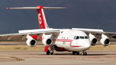 N477NA - British Aerospace BAe 146-200A - Neptune Aviation Services