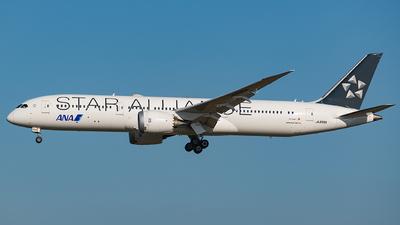 JA899A - Boeing 787-9 Dreamliner - All Nippon Airways (Air Japan)
