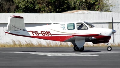 TG-GIM - Beechcraft K35 Bonanza - Private