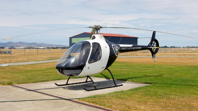 A picture of ZKHLU - Guimbal G2 Cabri - [1101] - © Sandra