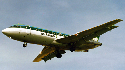 EI-ANG - British Aircraft Corporation BAC 1-11 Series 208AL - Aer Lingus