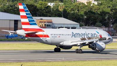 A picture of N723UW - Airbus A319112 - American Airlines - © Wordpress