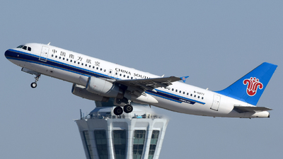 A picture of B6977 - Airbus A320232 - China Southern Airlines - © cuttlefish