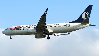 B-7565 - Boeing 737-85N - Shandong Airlines