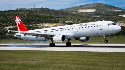 F-GYAR - Airbus A321-212 - Air Méditerranée