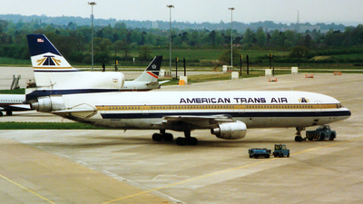 N188AT - Lockheed L-1011-50 Tristar - American Trans Air (ATA)