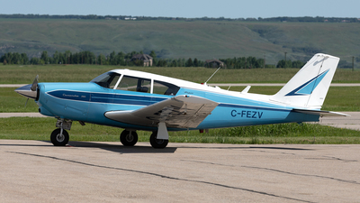 C-FEZV - Piper PA-24-250 Comanche - Private