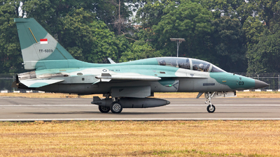 TT-5003 - Korean Aerospace Industries KAI T-50i Golden Eagle - Indonesia - Air Force