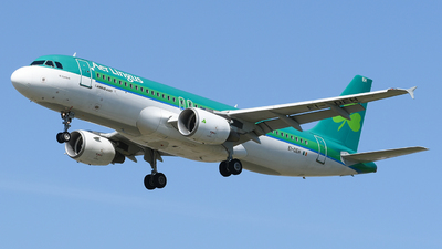 A picture of EIDEH - Airbus A320214 - Aer Lingus - © MilanWitham