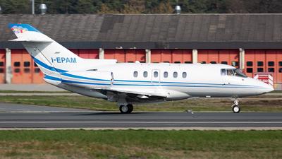 I-EPAM - Hawker Beechcraft 750 - Private