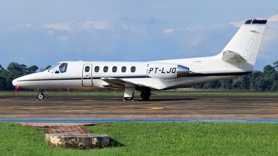 PT-LJQ - Cessna S550 Citation SII - Private