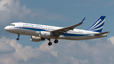 9N-ALW - Airbus A320-214 - Himalaya Airlines