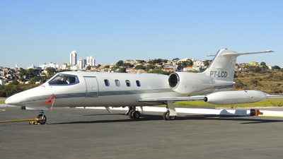 PT-LCD - Bombardier Learjet 35A - Private