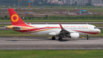 B-8608 - Airbus A320-214 - Chengdu Airlines