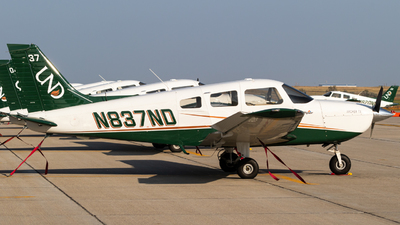 N837ND - Piper PA-28-181 Archer TX - University Of North Dakota
