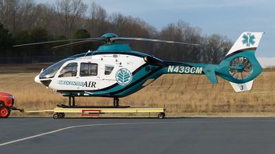 N438CM - Eurocopter EC 135P2+ - MedCenter Air