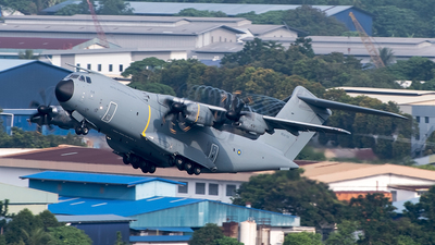 M54-04 - Airbus A400M - Malaysia - Air Force
