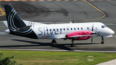 N304AG - Saab 340B - Silver Airways