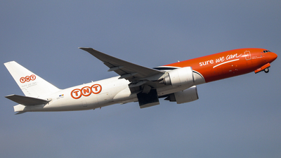 OO-TSC - Boeing 777-FHT - TNT (ASL Airlines)