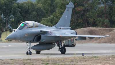 327 - Dassault Rafale B - France - Air Force