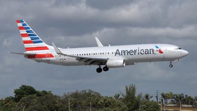 N931NN - Boeing 737-823 - American Airlines