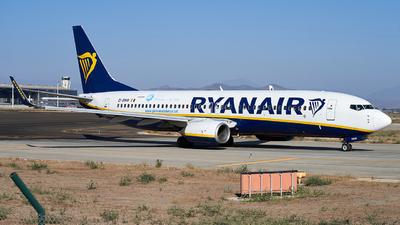 EI-DWW - Boeing 737-8AS - Ryanair