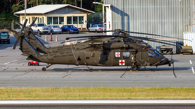 14-20697 - Sikorsky HH-60M Blackhawk - United States - US Army