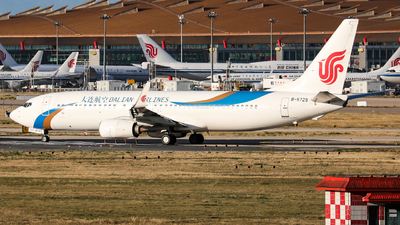 B-5729 - Boeing 737-89L - Dalian Airlines