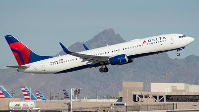 N906DN - Boeing 737-932ER - Delta Air Lines