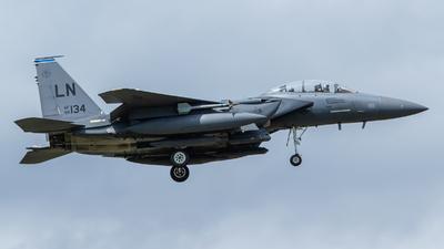 98-0134 - Boeing F-15E Strike Eagle - United States - US Air Force (USAF)