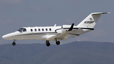 N188MP - Cessna 525A CitationJet 2 - Private