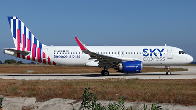 SX-WEB - Airbus A320-251N - Sky Express