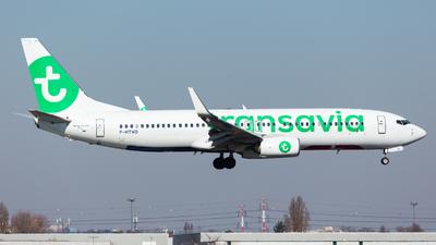 F-HTVD - Boeing 737-8K2 - Transavia France