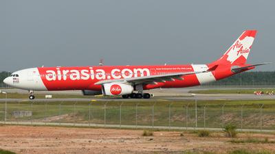 9M-XBA - Airbus A330-343 - AirAsia X