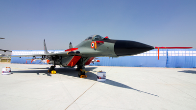 KB3116 - Mikoyan-Gurevich MiG-29B Fulcrum - India - Air Force