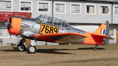 ZS-WFD - North American SNJ-5 Texan - Private