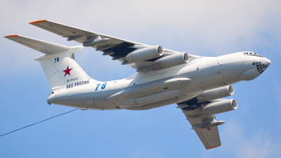 RF-94281 - Ilyushin IL-78M Midas - Russia - Air Force
