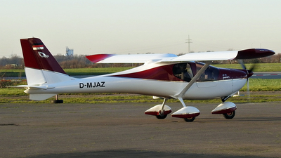 D-MJAZ - Ekolot JK-05 Junior - Private