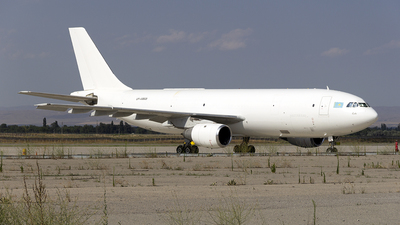 UP-A3003 - Airbus A300B4-203(F) - Sigma Airlines